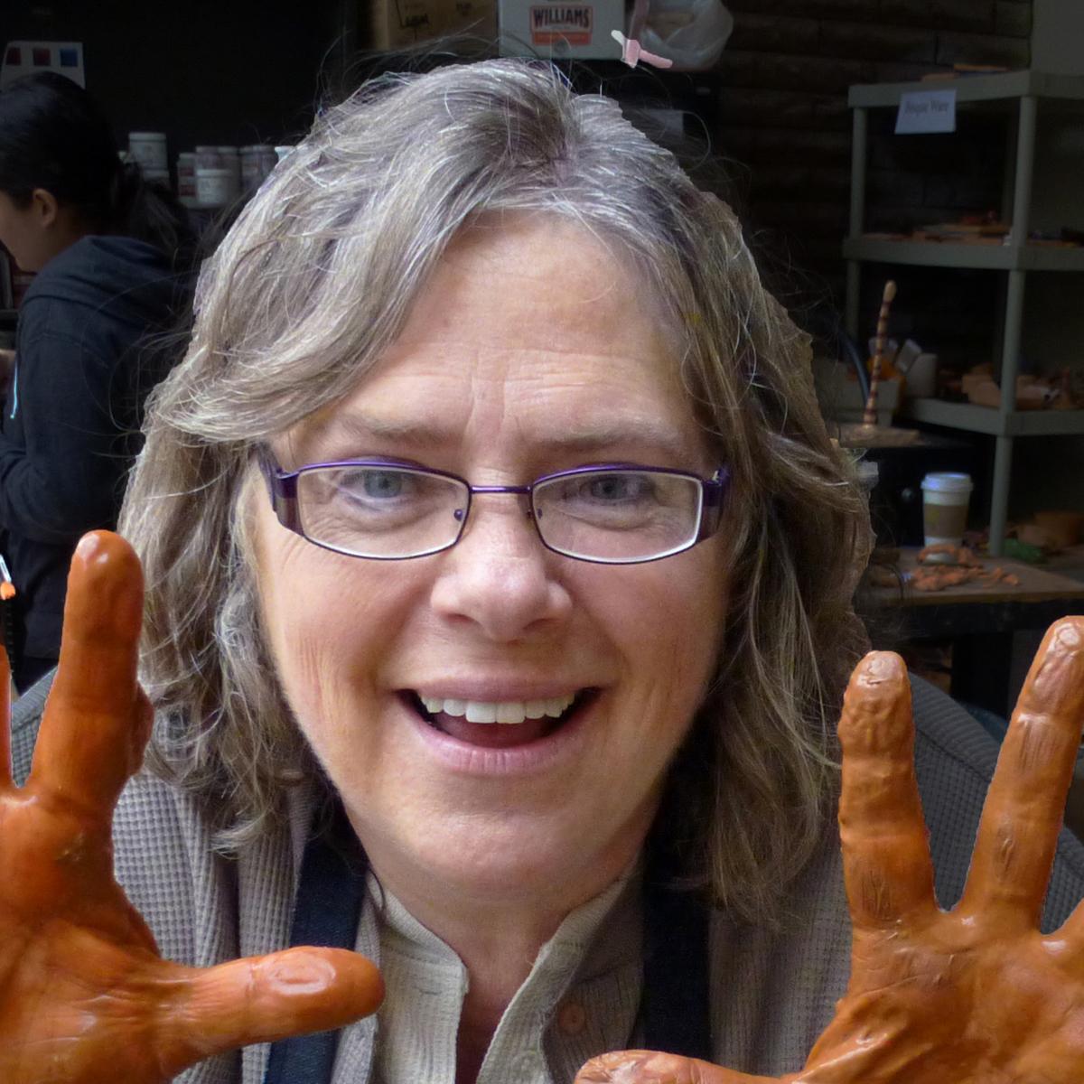 Karen Atkinson.