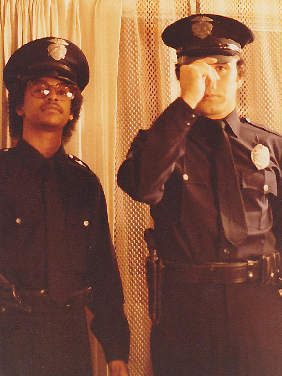 Production still from African Woman—U.S.A. (1980) by Ijeoma Iloputaife. Image courtesy of the artist and the UCLA Film and Television Archive.
