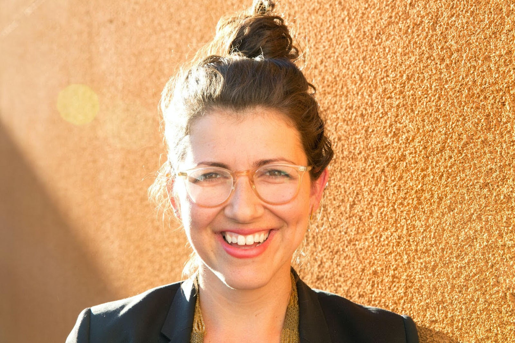 Rebecca Lehrer.