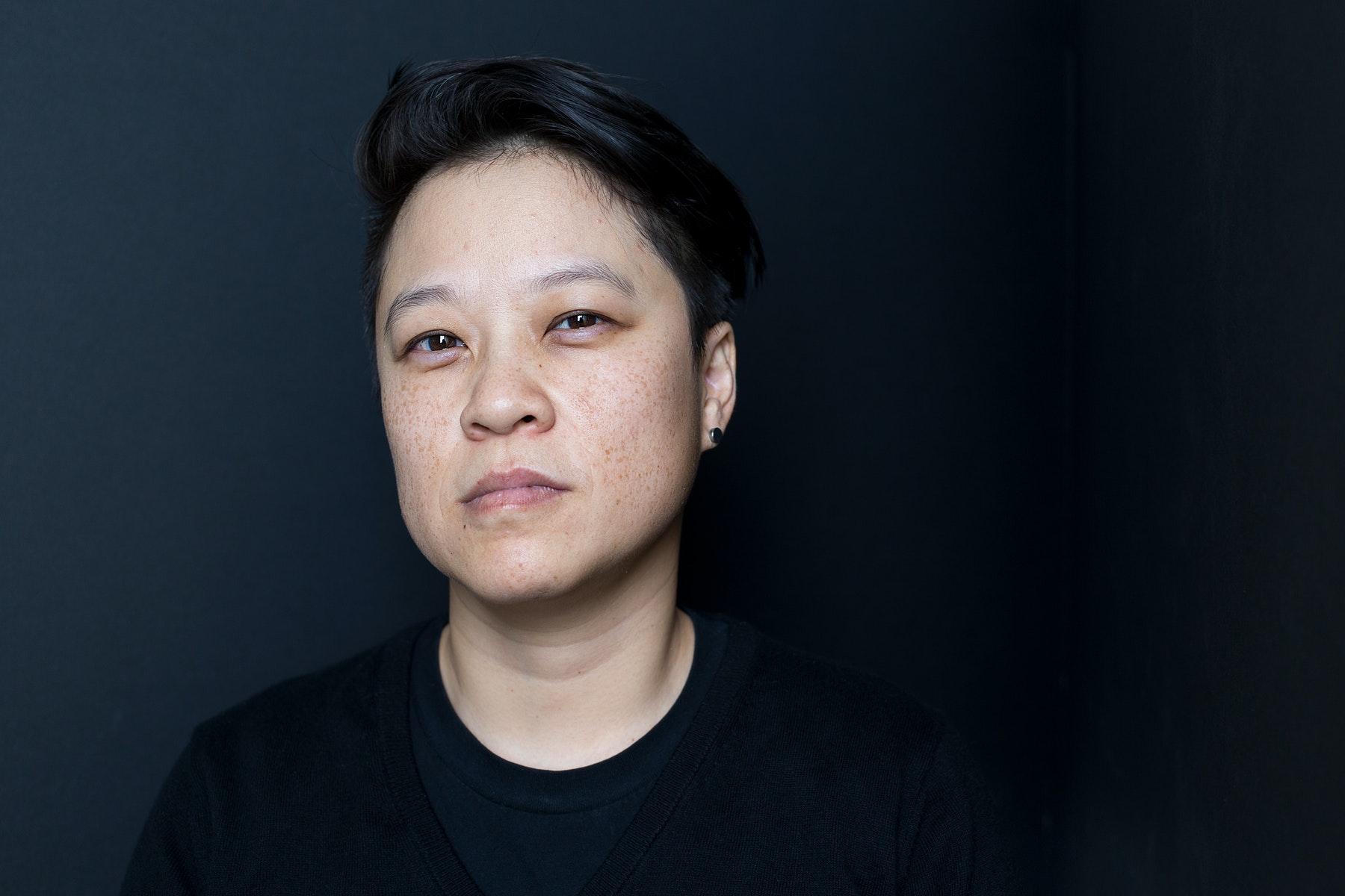 W.F. Umi Hsu. Photo: Clifford Pun.