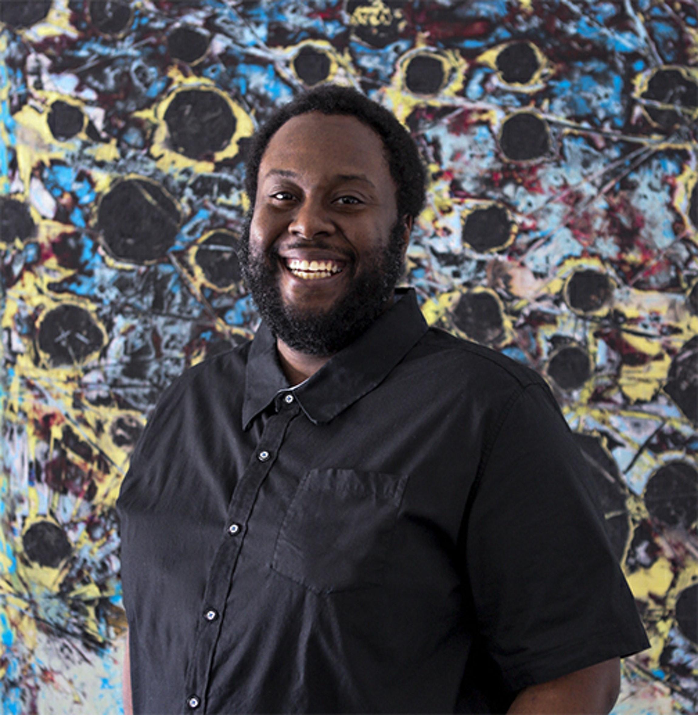 Joshua Oduga. Photo: lauren molina.