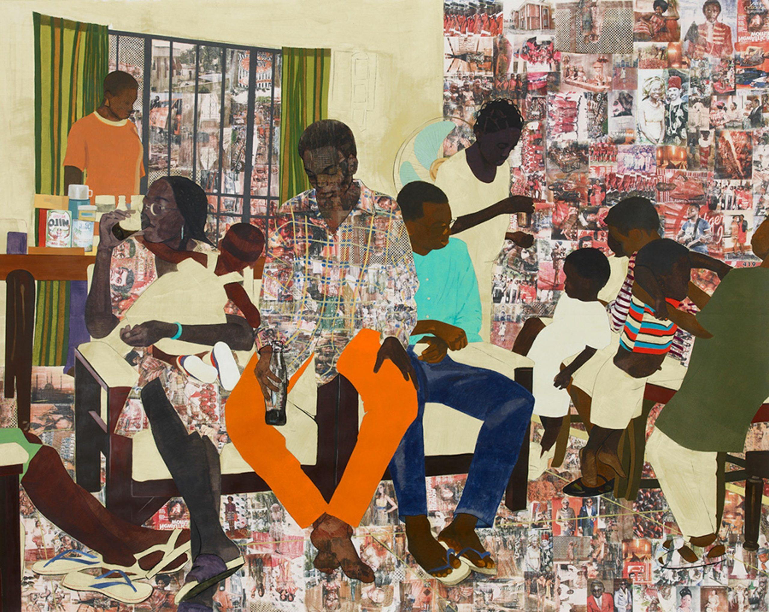 Njideka Akunyili Crosby, 5 Umezebi Street, New Haven, Enugu (2012)