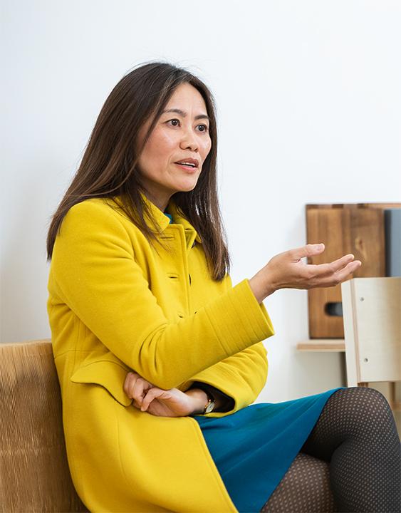 Shirley Tse, 2019. Photo: M+, Hong Kong.